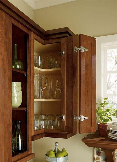 corner upper cabinet kitchen remodel pinterest style