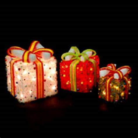 indoor  outdoor lighted decorations