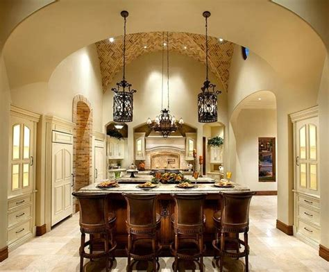 Hanging dining room