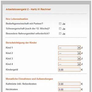 Hartz4 Berechnen : hartz 4 rechner ~ Themetempest.com Abrechnung