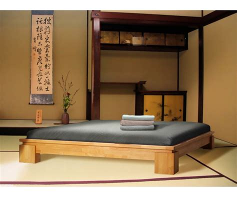 canap lit japonais sommier japonais