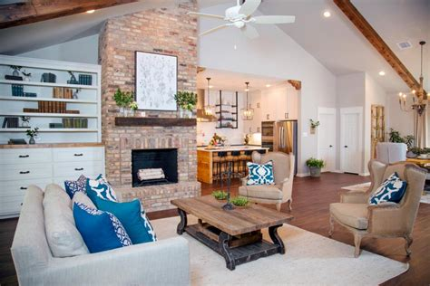A Ranch Home Update In Woodway, Texas