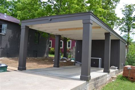 The carport company is closely monitoring the market, which is fluctuating at a rate that we have not yet seen in. carport pillars - Google Search | Building ideas | Pinterest | Columns, Wood decks and Home ...