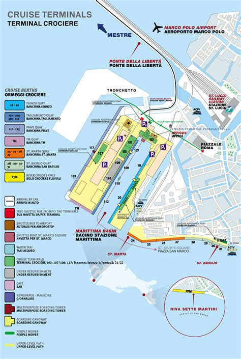 Venice Cruises - Venice Cruise Terminal