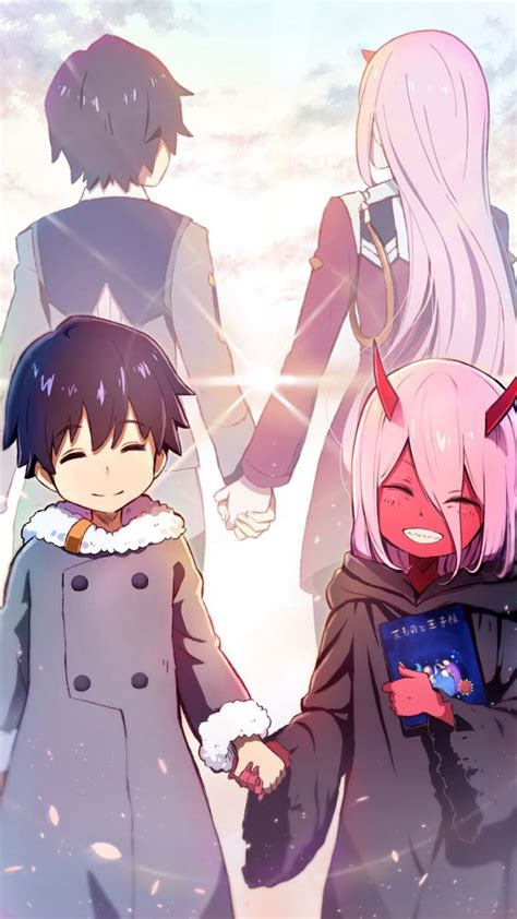 hiro    anime friends  wallpaper