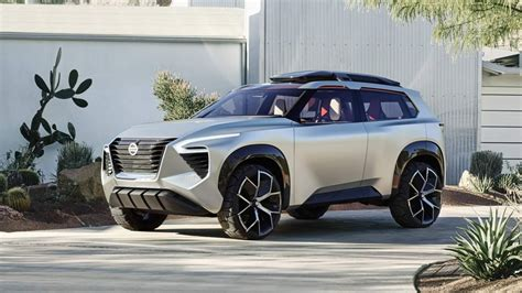 Nissan Suv 2020 by Nissan Xmotion Concept Previews New Design Direction For