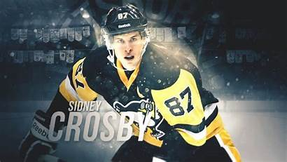 Crosby Penguins Pittsburgh Sidney Nhl Hockey Ice