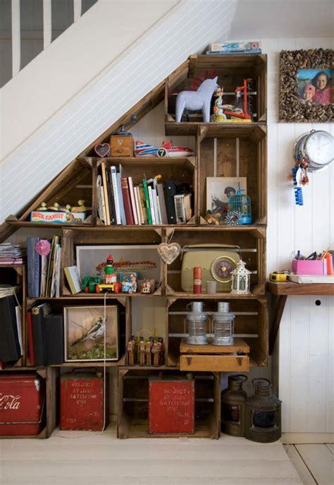 fabriquer un sous de bureau 1001 idées et tutos pour fabriquer un meuble en cagette