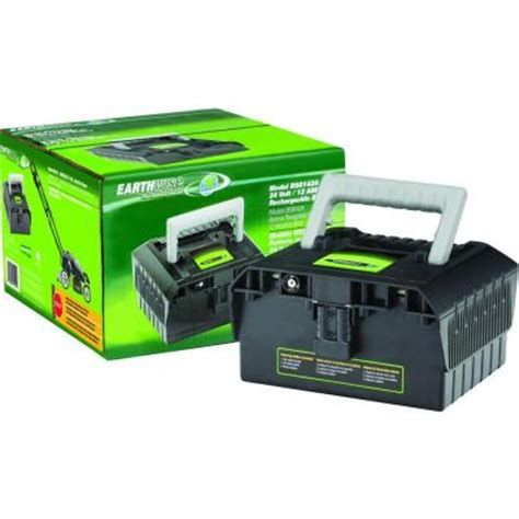 earthwise 24 volt 12 replacement battery for cordless