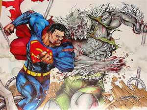Superman Doomsday Wallpapers - Wallpaper Cave