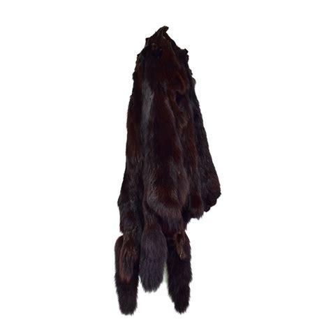 deer antler chandelier pelt black fox fur each taxidermy mounts for sale and