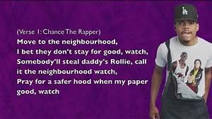 Chance, The, Rapper, -, Paranoia, -, Lyrics
