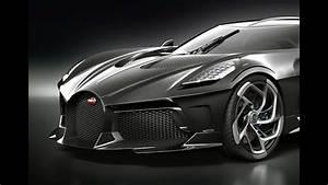 Most Expensive New Car Ever! - 2019 Bugatti La Voiture ...  Bugatti