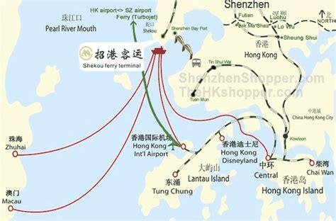 Ferry Hong Kong To Shenzhen by How To From Hong Kong To Shenzhen And Vice Versa