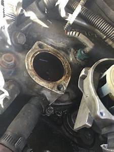95 F250 7 5l Thermostat Housing Bolt Broke