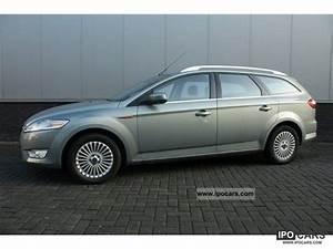 2008 Ford Mondeo Wagon 2 0 16v 145pk Titanium