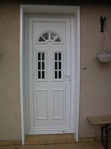 Porte D Entrée Pvc : porte d entr e pvc pose porte d entr e pvc installation ~ Dailycaller-alerts.com Idées de Décoration