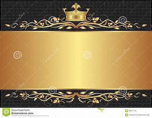 Royal background stock vector. Image of frame, classical ...