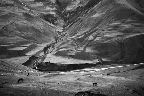 Black Picture by Steppe By Steppe Photographer Tomer Ifrah S Journey