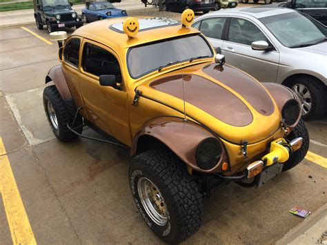 Lot Shots Find of the Week: Volkswagen Beetle Baja Bug ...