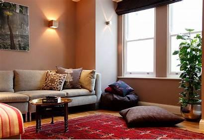 Living Decor Wall Rug Sofa Items Sconces