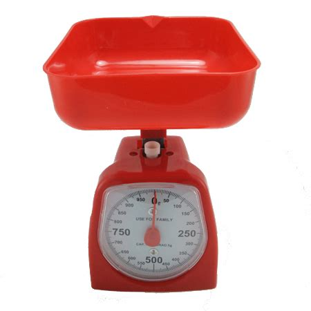 Household Small Scale Small Kitchen Weighing Scale Kitchen