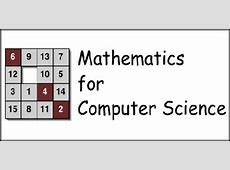 Mathematics for Computer Science Electrical Engineering