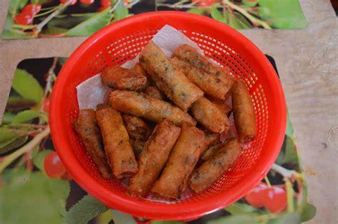 recette de cuisine malagasy nems au boeuf