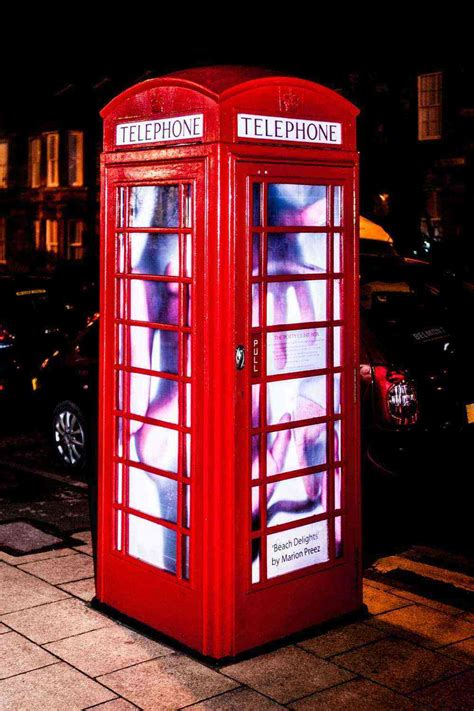 weird ways britains iconic telephone boxes
