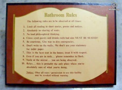 printable bathroom etiquette signs 6 best images of work bathroom printable