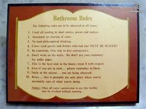 8 best images of printable restroom etiquette signs for Bathroom edicate