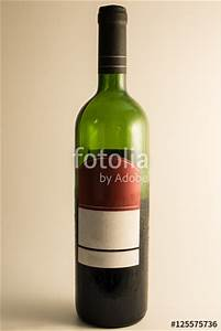 quotclear label red wine bottlequot stock photo and royalty free With clear wine labels
