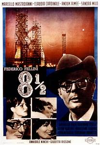 8 12, Marcello Mastroianni, 1963 Art Print by Everett