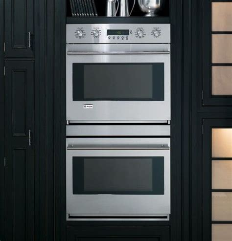 pin  lona bega  horno monogram appliances double wall oven double convection wall oven