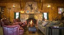 Big Bear Mountain Lodge/w Lake view 8BR up to 40 People ...