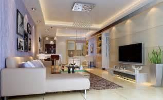 home interior wall modern living room lighting wall interior 3d design 3d house
