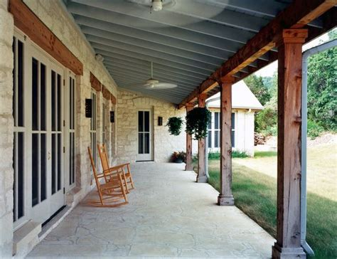 texas limestone front porch house mw ideas pinterest front porches french doors  metals