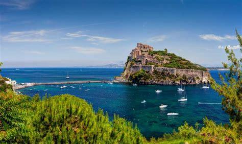 pleasures  southern italy rome ischia island amalfi