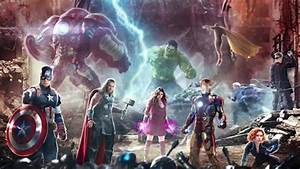 The Avengers 2: Age Of Ultron Hulkbuster and Ultron First ...