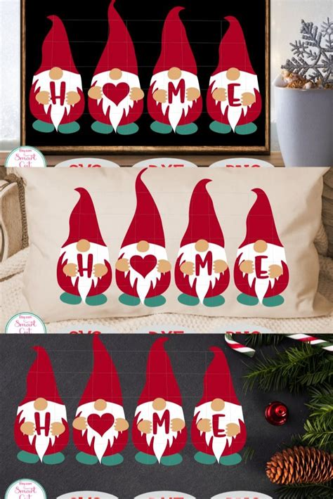 With this free easter gnomes svg pack, you will get six gnomes. Christmas Gnomes Svg, Christmas Svg, Gnome For Christmas ...