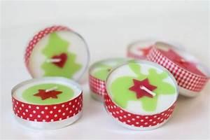 Teelichter Basteln Mit Kindern : basteln mit kindern geschenkidee f r weihnachten handmade kultur ~ Markanthonyermac.com Haus und Dekorationen