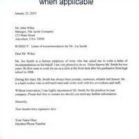 co worker re mendation letter examples