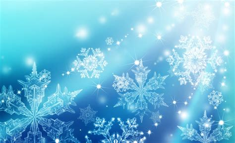 Blue Snowflake Background Images by Winter Snowflakes Wallpaper 42 Images