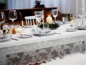 Tischdeko Zu Weihnachten Ideen : tischdeko f r weihnachten ~ Markanthonyermac.com Haus und Dekorationen