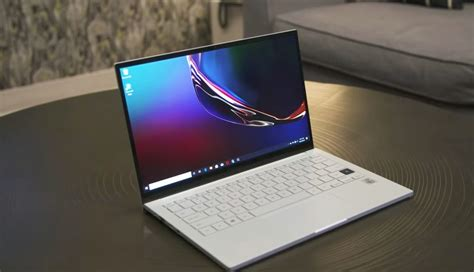 samsung galaxy book ion review qled  midrange laptops