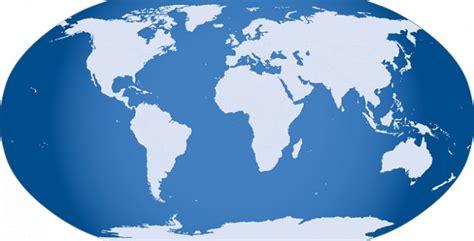Carte Du Monde Simple by Globe Ic 244 Ne Simple Carte Muette Du Monde T 233 L 233 Charger Des