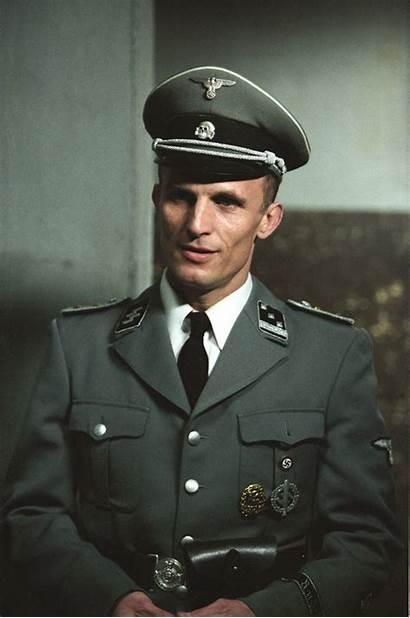 Sammel Richard Wikia Soldaten Deutsche Hauptsturmfuehrer Wiki