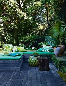 pinterest o le catalogue d39idees With superb amenagement terrasse et jardin photo 3 exotique paysage