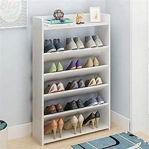 Shelfdq, Shoe, Rack, Slant, Amazon, Com, Dp