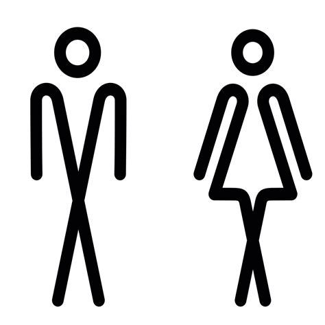 cuisine allemande recettes sticker porte toilettes homme et femme stickers